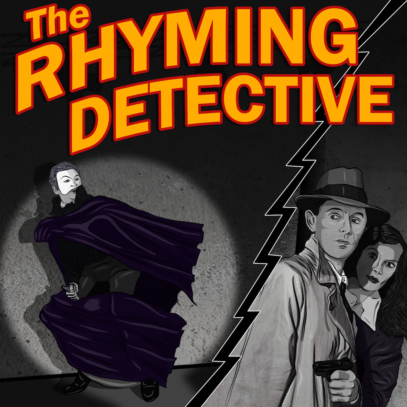 The Rhyming Detective